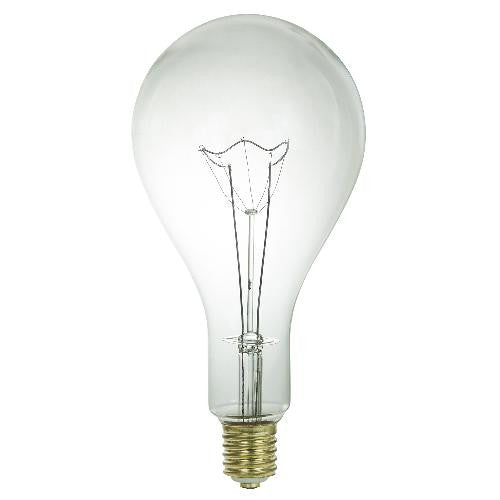 SUNLITE 1000w A/CL 130v Mogul Base Clear Bulb