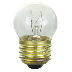 25Pk - SUNLITE 7.5w S11 120v Medium Base Clear Bulb