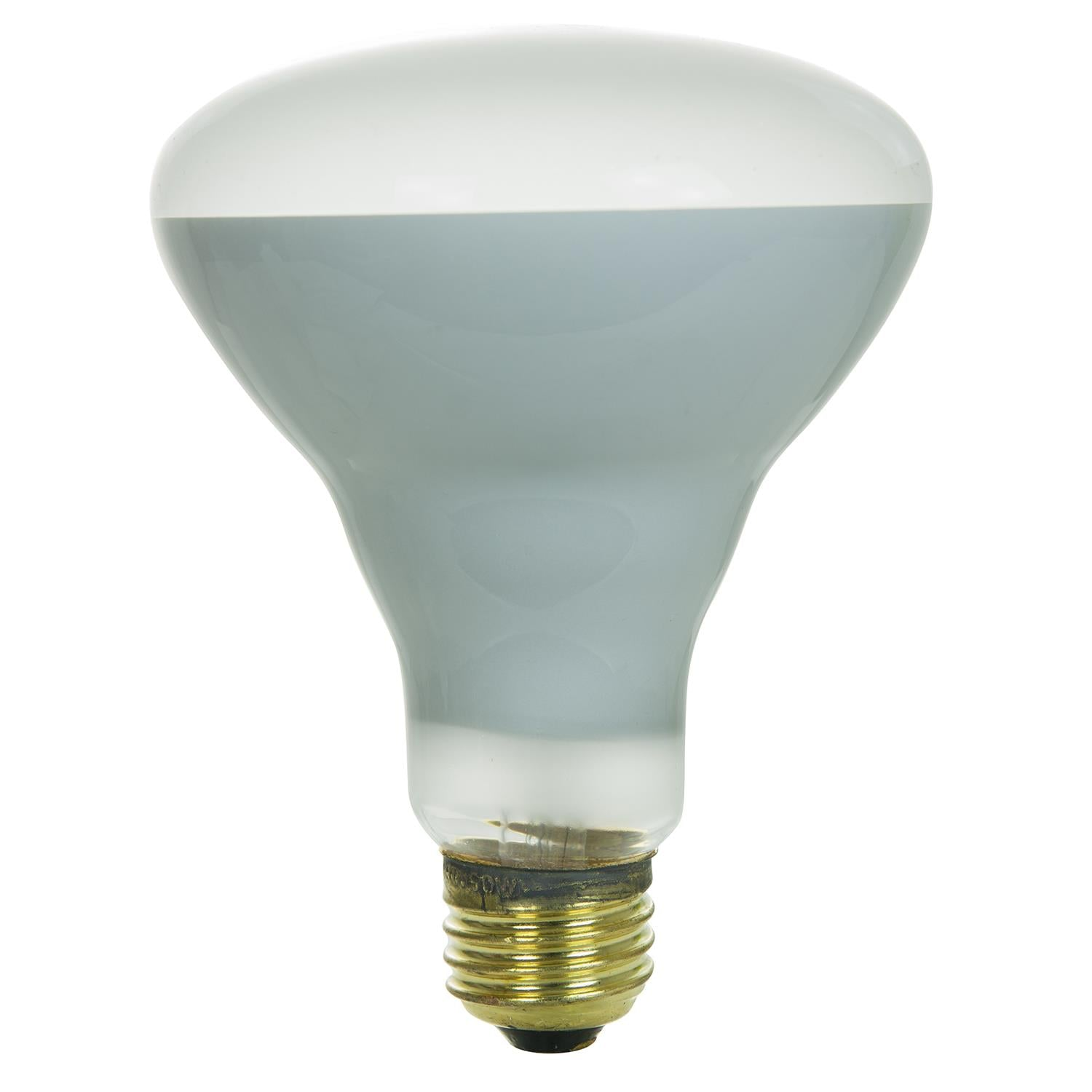 SUNLITE 50w 130v BR30 Flood Medium Base Clear Incandescent Bulb