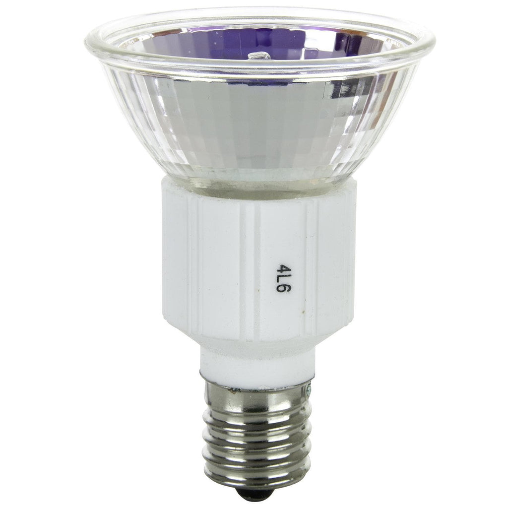 SUNLITE 75w 120v JDR MR16 Flood 38deg. Intermediate Base 3200K Lamp
