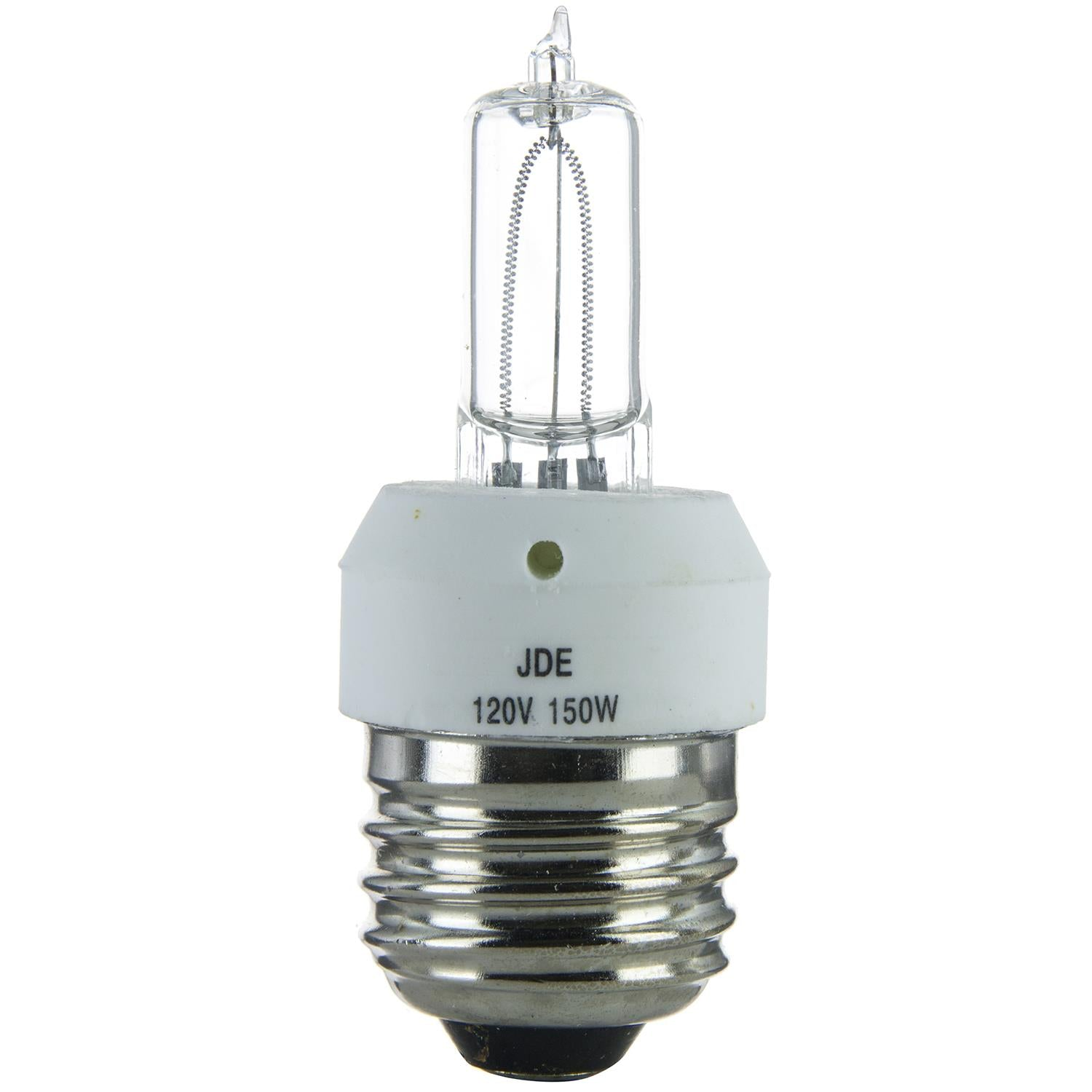 SUNLITE 150w Single Ended T4 Medium Clear Halogen Lamp