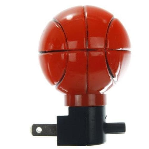 SUNLITE 12pcs Night Light Orange Basketball E166