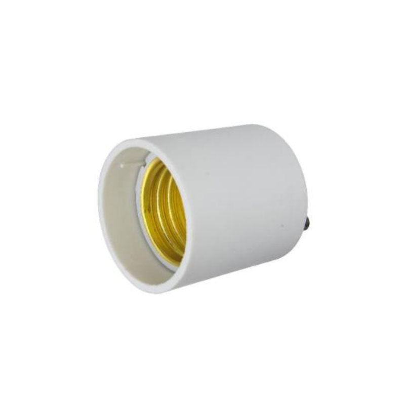 Sunlite GU24 Base to E26 Medium Screw Socket Adapter