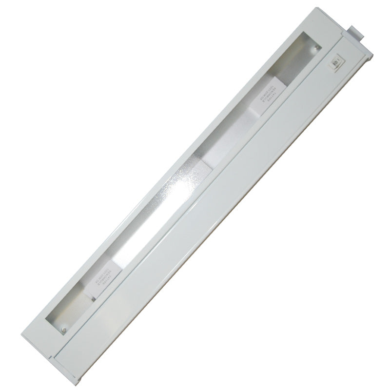 PRIORI White 22-Inch Three-Light Xenon Under Cabinet Light