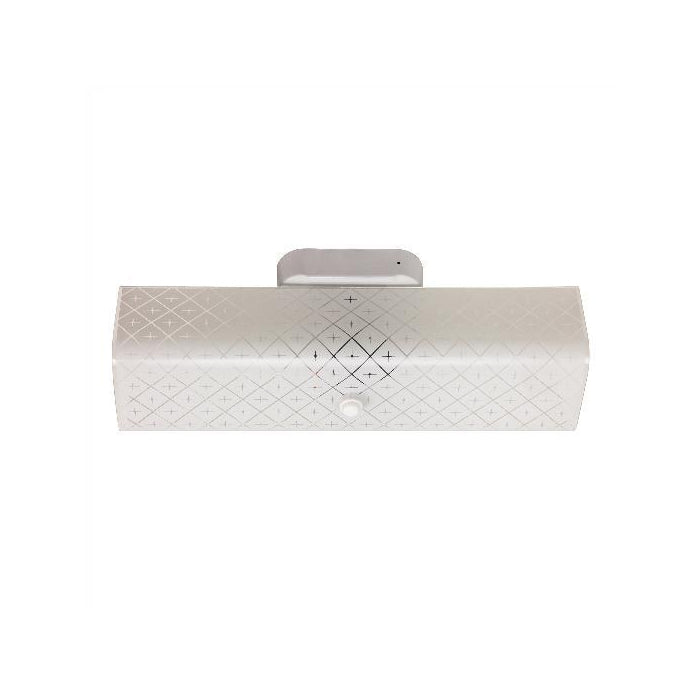 Sunlite 60w B14 14 Inch Horizontal Indoor Bathroom Fixture