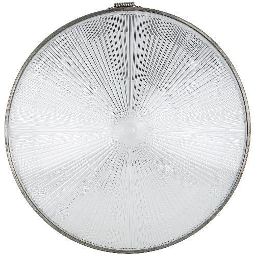 Sunlite 22 inch high bay poly carbonate lens fixture