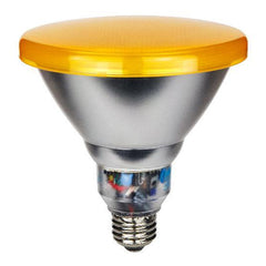 SUNLITE Yellow CF SL23PAR38, 23 Watts Outdoor Floods Bulb