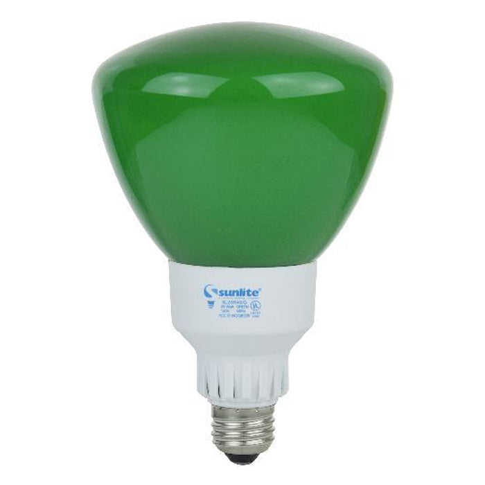 SUNLITE 05610 CF 25 Watts Colored Reflectors Indoor Flood Bulb