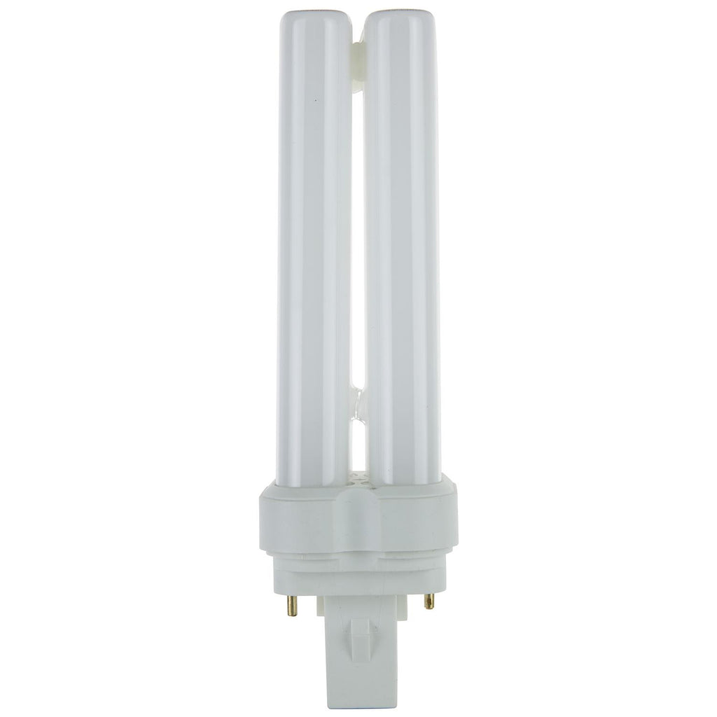 SUNLITE 22w FDL 2-Pin Quad Tube GX32D-2 3000K Warm White Lamp