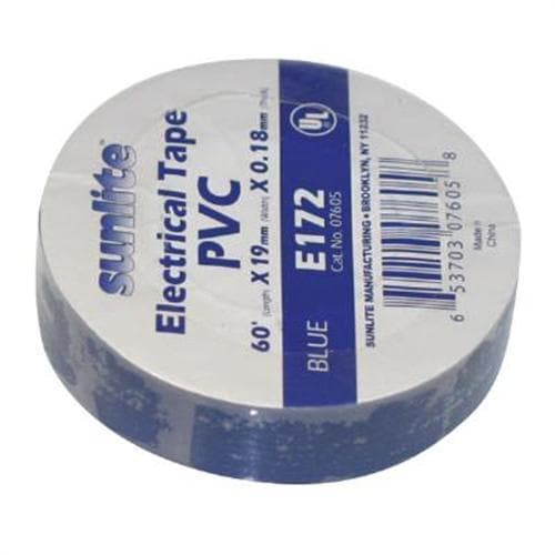 SUNLITE Electrical Tape Blue E172