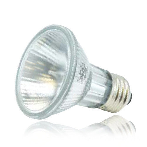 USHIO 50w 120v PAR20 E26 FL40 Halogen Light Bulb