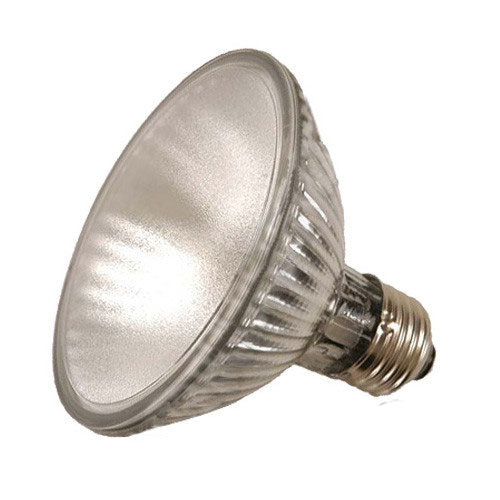 USHIO 50w 120v PAR30 E26 SP10 Halogen Light Bulb