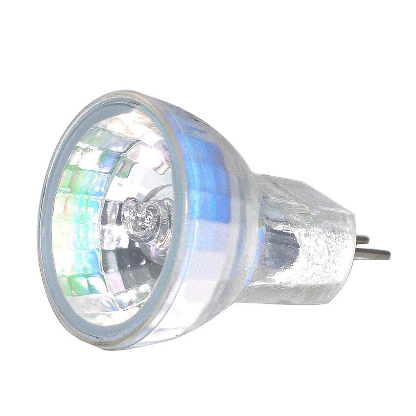 Platinum 35W 12V MR8 G4 Bi-Pin Base Clear Spot Bulb