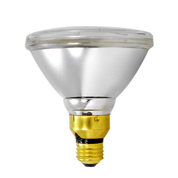 USHIO 75W 120V PAR38 SP10 E26 Halogen Light Bulb