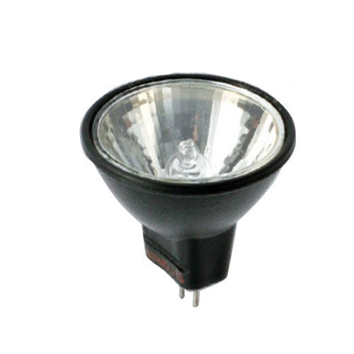 USHIO 20w 12v MR11 FL36 Black FG halogen lamp