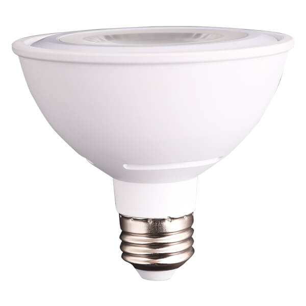 Ushio 11W LED PAR30 3000k Warm White Narrow Flood Uphoria 3 Bulb