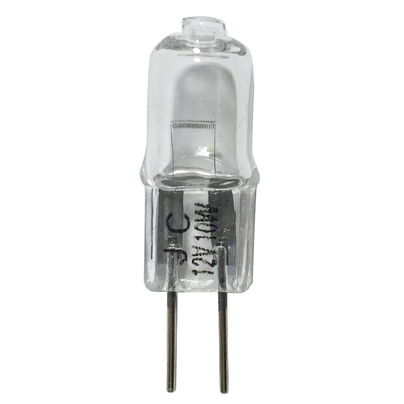 platinum 10t3q cl 10w 12v g4 quartz halogen light bulb bulbamerica. Black Bedroom Furniture Sets. Home Design Ideas