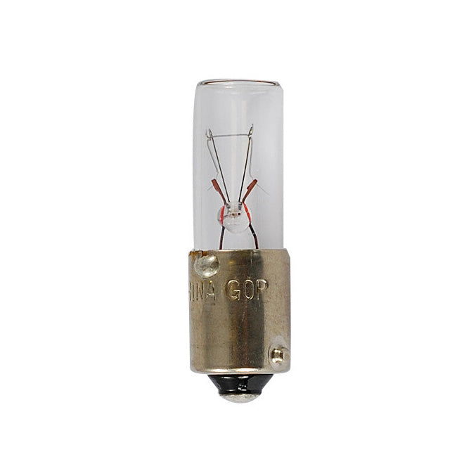 GE 60MB 3w 60v TEL/60MB  Ba9s Low Voltage Elevator Light Bulb