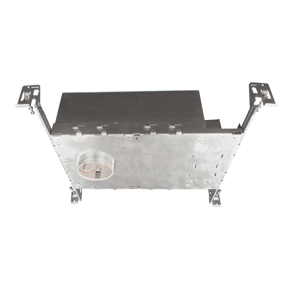 NICOR 2 in. IC-Rated Airtight New Construction LED Housing