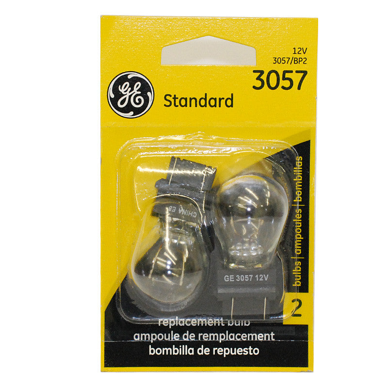 GE 3057 27w 12.8v S8 Automotive bulb - 2 Light Bulbs
