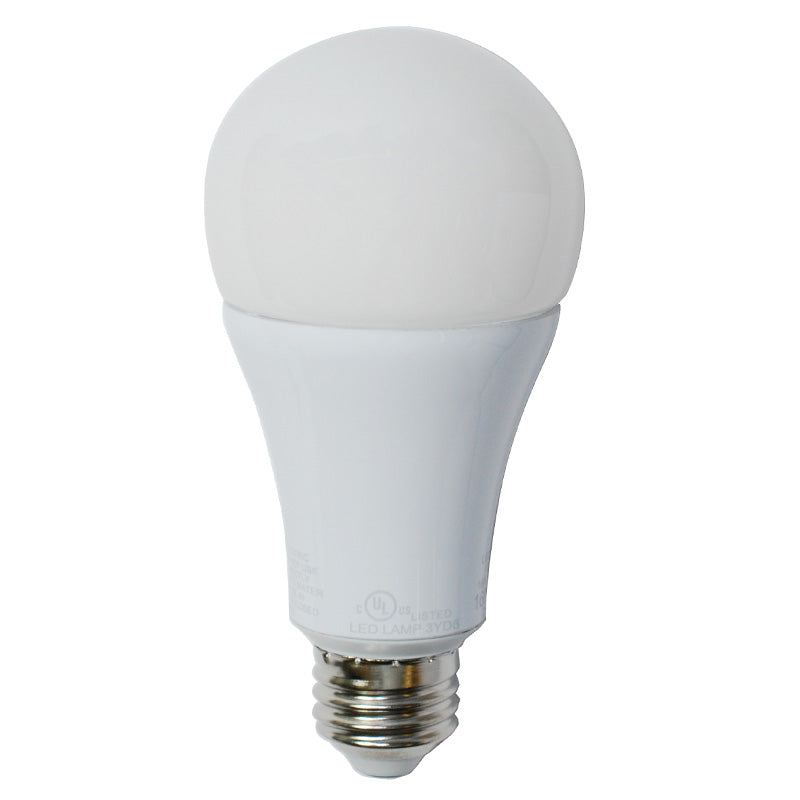 GE 12349 16w A21 E26 Dimmable LED A-Shape 2700K 120v lamp
