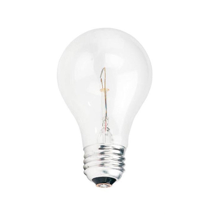 Osram Sylvania 69w 120v A-Shape A21 2850k Clear Traffic Signal Incandescent Light Bulb