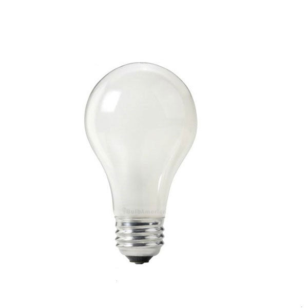 Sylvania 100w 120v A19 Soft White Incandescent Light Bulb x 4 pcs