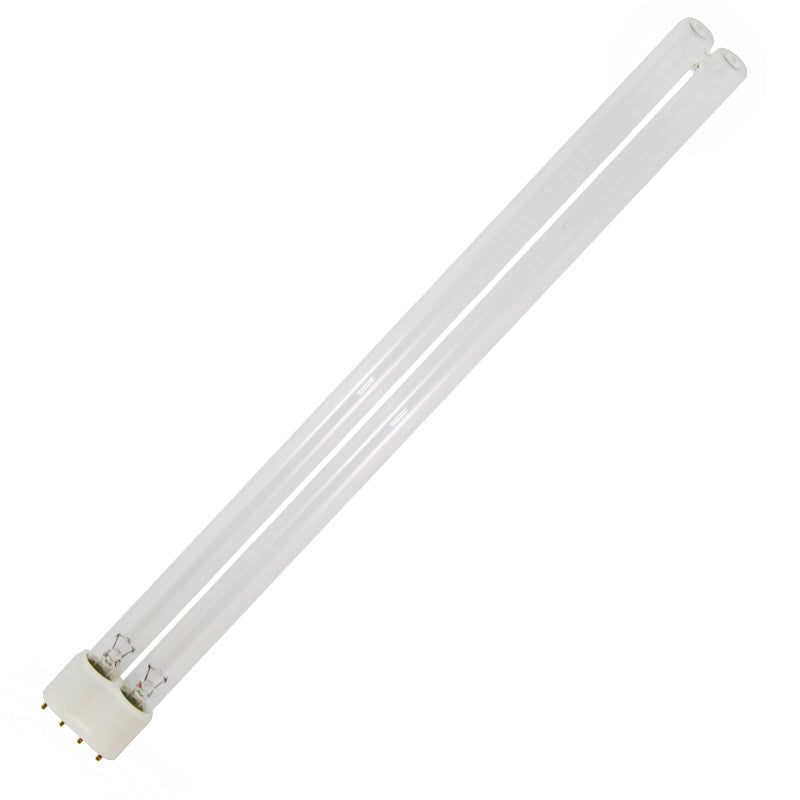 Philips TUV PL-L 60w Single Tube 4-Pin 2G11 2xT16 Germicidal Light Bulb