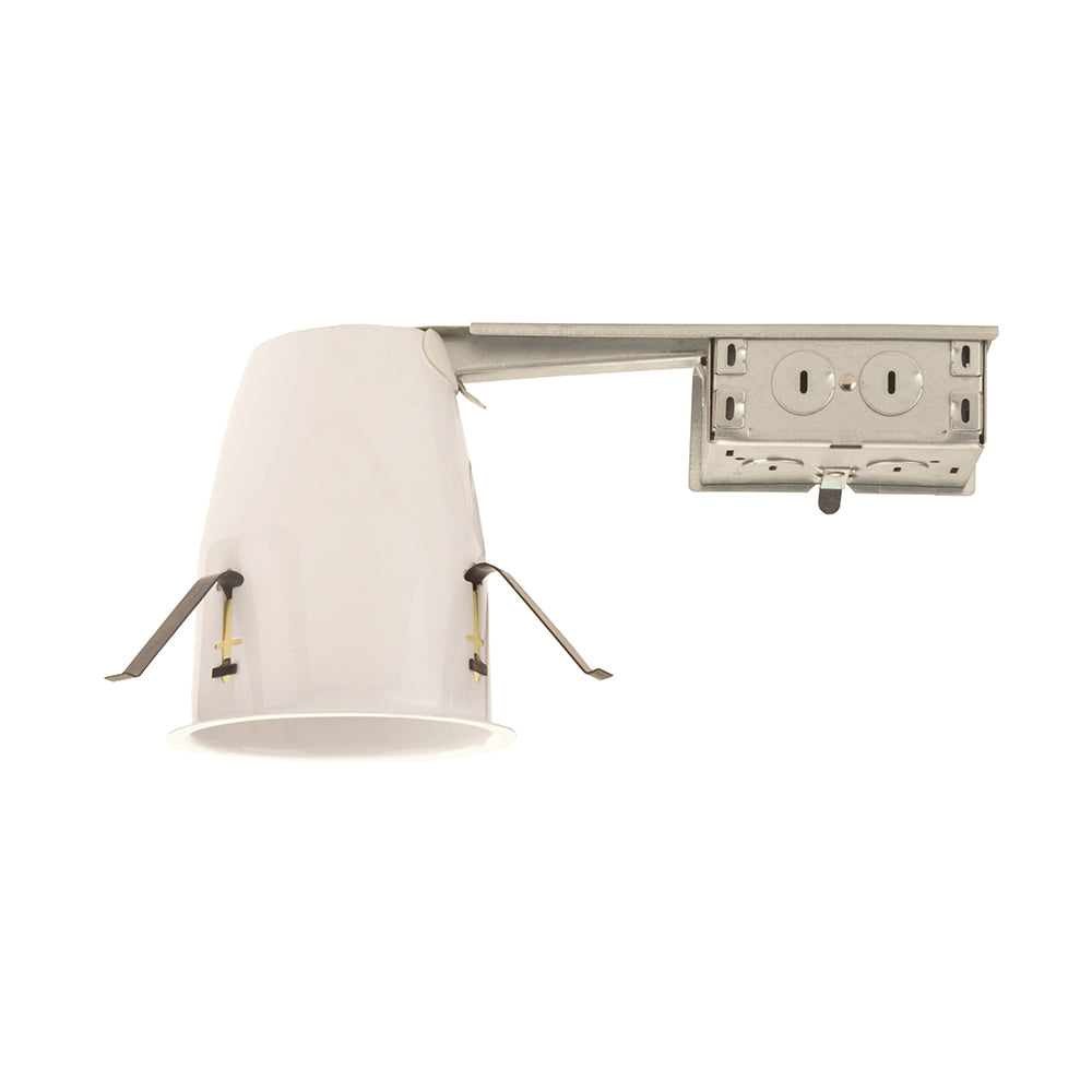 NICOR 3 in. LED Housing for Remodel Applications