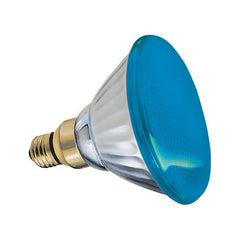 GE  85WM - Blue 85w PAR38 120v Light Bulb