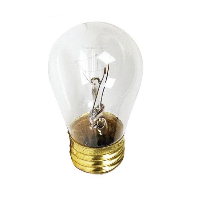 Phiips 11w 120v S14 Clear E26 Replacement Sign Incandescent Light Bulb