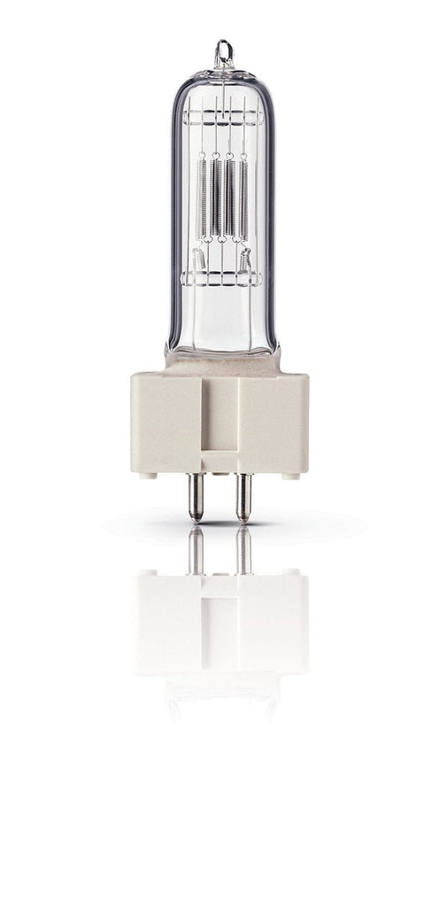 Philips 1000w 230v FVA 6995P GX9.5 3200k Single Ended Halogen Light Bulb