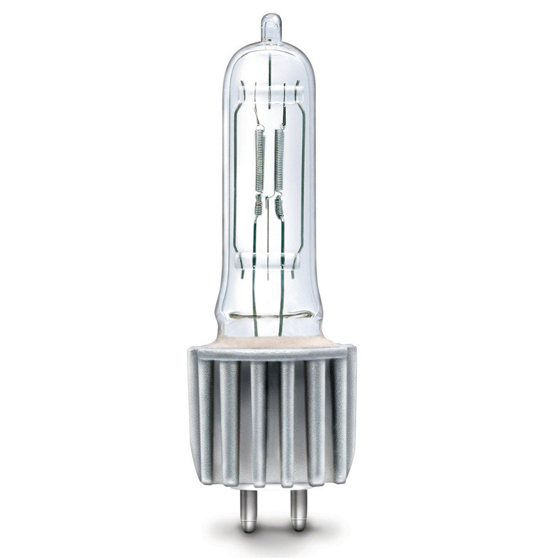 Philips 575w 230v HPL 7007/LL 3050K G9.5 Heat Sink Halogen Light Bulb