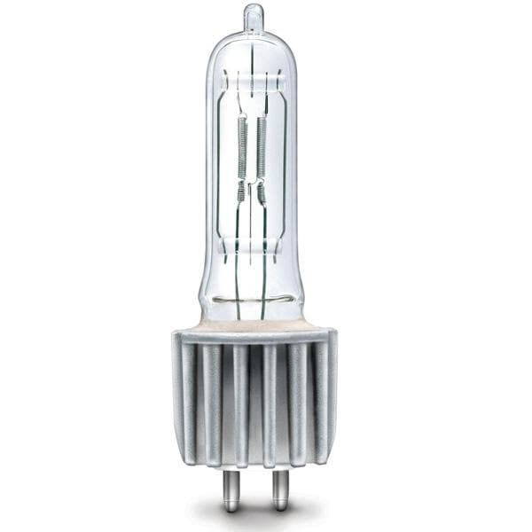 Philips 750w 230v HPL 7008 G9.5 Heat Sink Halogen Light Bulb