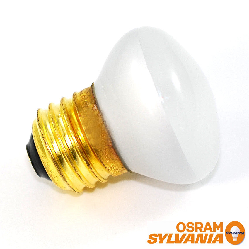 Sylvania 40w 120v R14 Incandescent light bulb