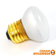 Osram Sylvania 40w 120v R14 Incandescent light bulb