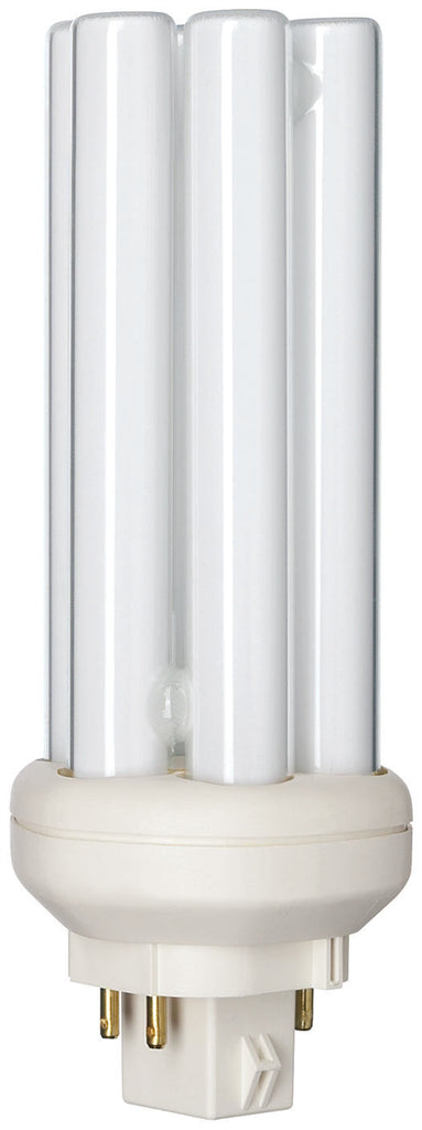 Philips 26w Triple Tube 4-Pin White 2700k GX24q-3 Fluorescent Light Bulb