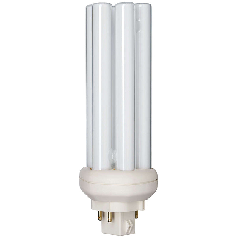 Philips 42w Triple Tube 4-Pin GX24Q-4 3500K Soft White Fluorescent Light Bulb