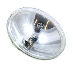 25 Bulbs - C7 Triple Dipped Transparent Yellow, 5 Watt lamp