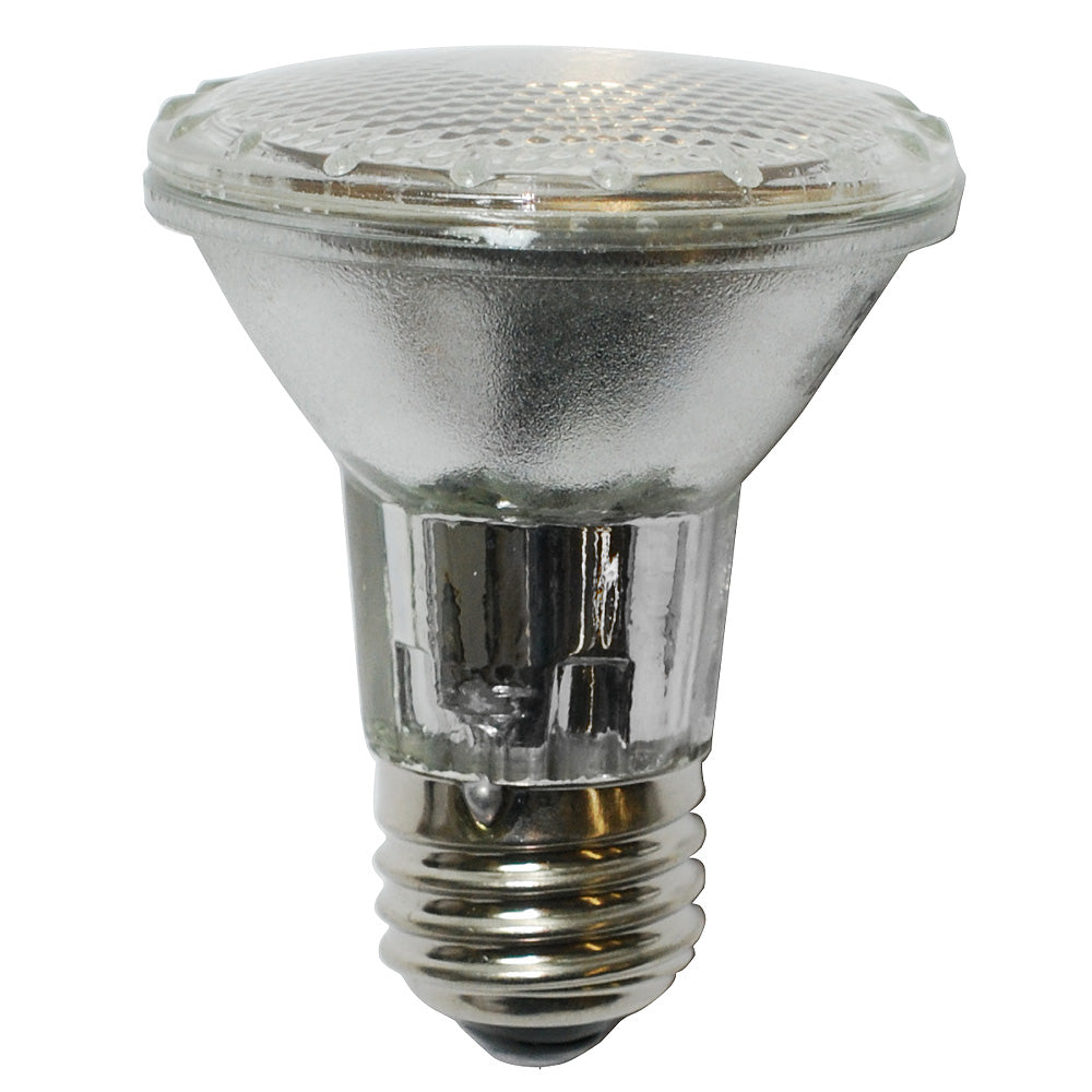 Platinum 39W 120V PAR20 Narrow Flood Halogen Bulb