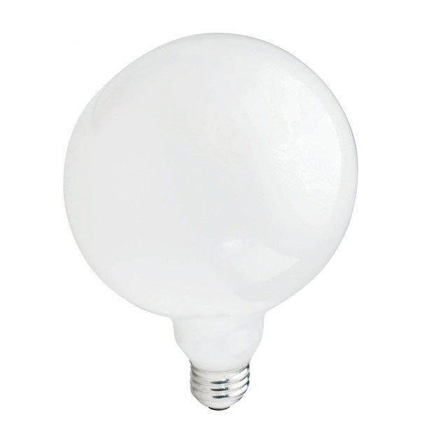 Philips 60w 120v G40 DuraMax White E26 Decorative Incandescent Light Bulb