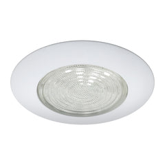 NICOR 6 in. Shower Fresnel Trim Metal