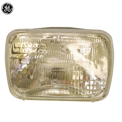GE 18534 H6054 65W 12.8v Rectangle Sealed Beam Halogen Headlamp Automotive Bulb