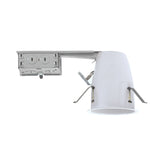 NICOR 4 in. LED Remodel Housing with IDEAL Connection, IC-Rated