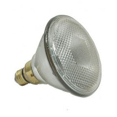 GE 150w PAR38 FL/A Light Bulb (Amber)