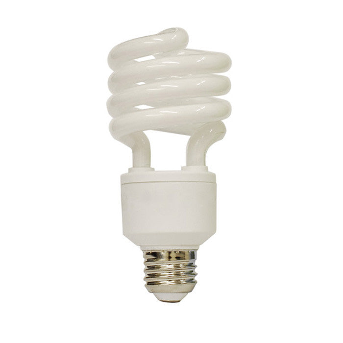 Sylvania 20W 3000K Soft White Mini Twist Compact Fluorescent