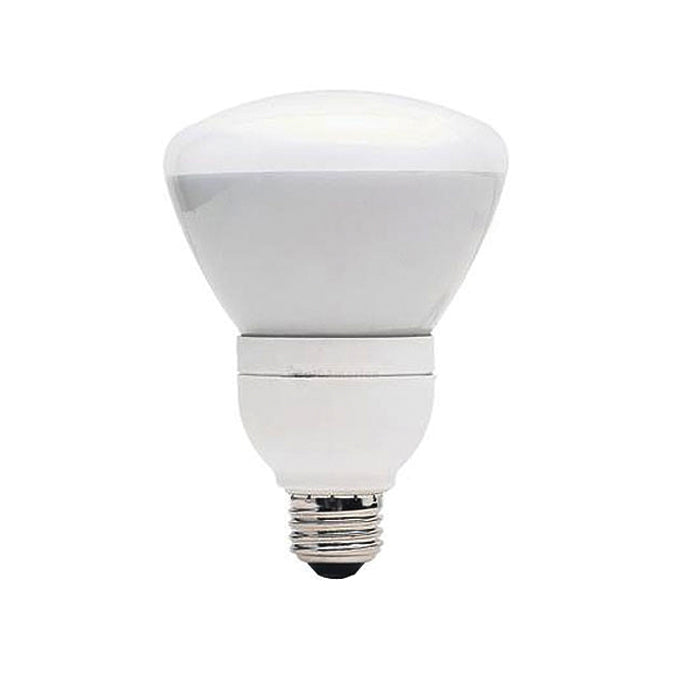 Ge 15w 120v R30 Soft White E26 2700k Fluorescent Light Bulb