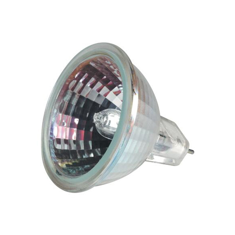 GE EYF 71w 12v MR16 Flood Cover Glass ConstantColor Light Bulb