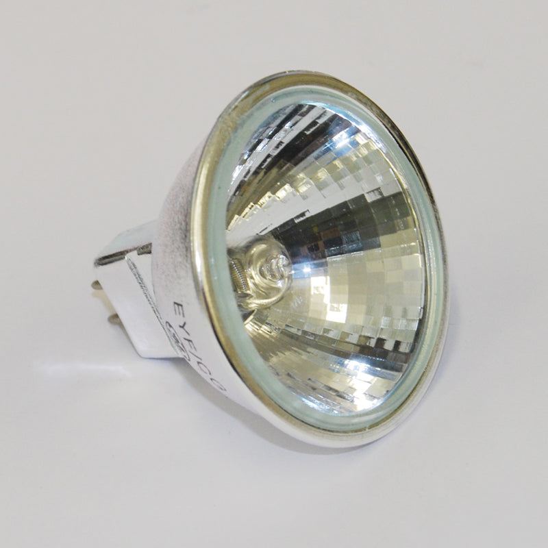 GE EYF CG 71w 12v Narrow Spot MR16 Cover Glass Halogen Light Bulb