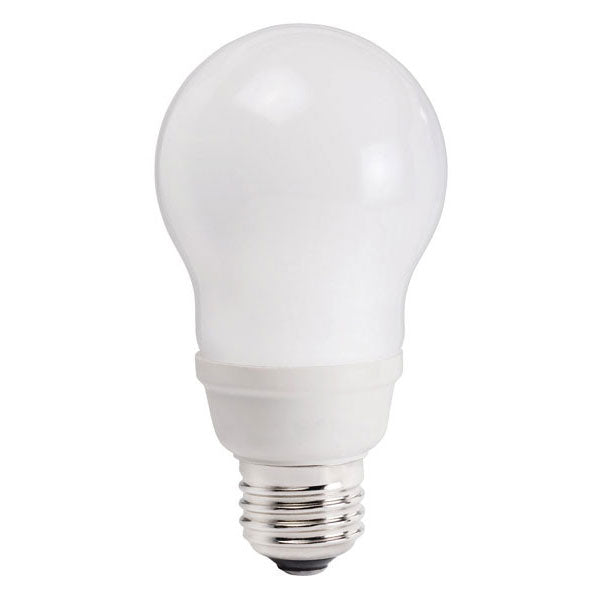 Philips 14w EL/A SWP A-Shape 2700K Fluorescent Light Bulb